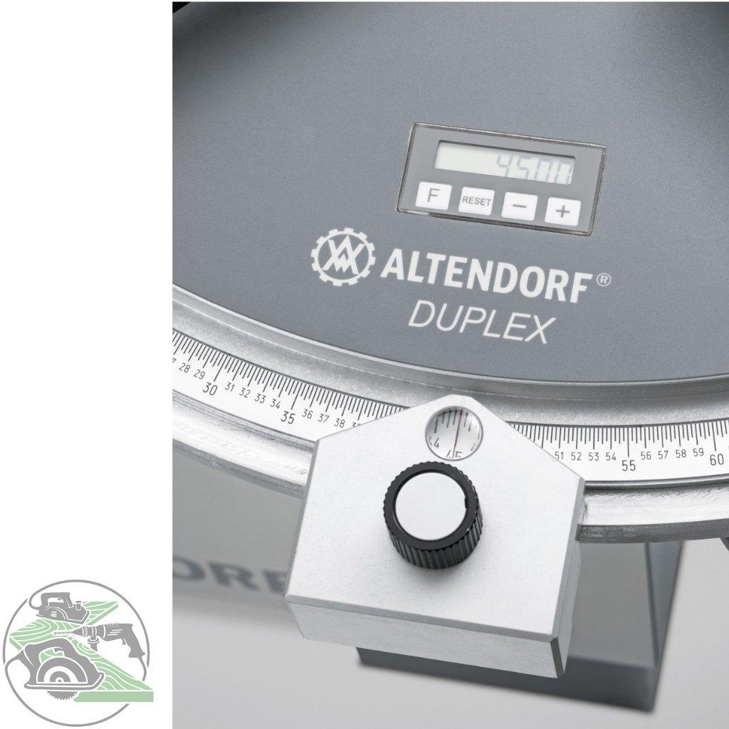 Altendorf Gehrungsanschlag DUPLEX D