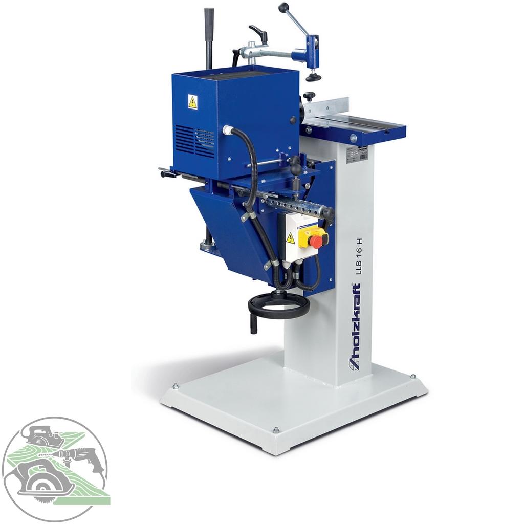 Holzkraft Langlochbohrmaschine Typ LLB 16 H SET