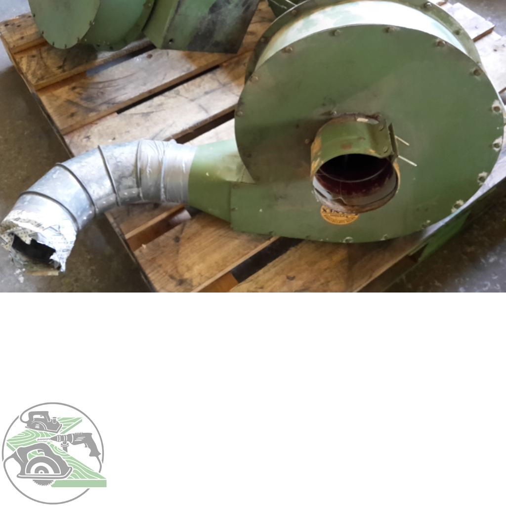 Spänex Ventilator SP 12 / D 120 / 0,75 kW