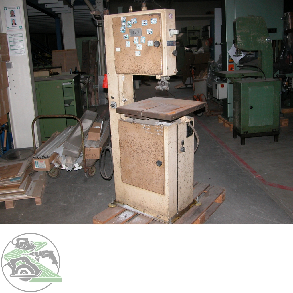 MSU Metall band-saw