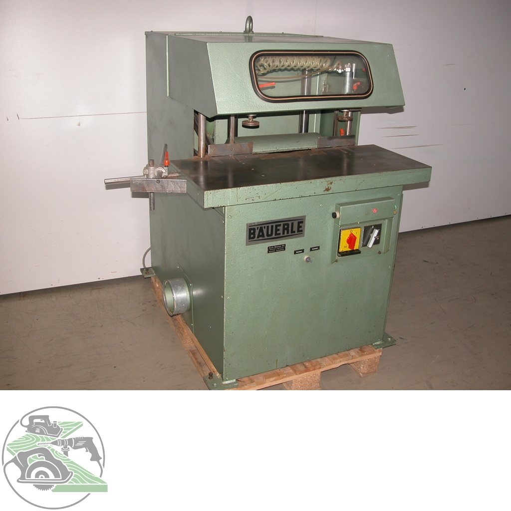 Bäuerle shaper horizontal tipo PM 250