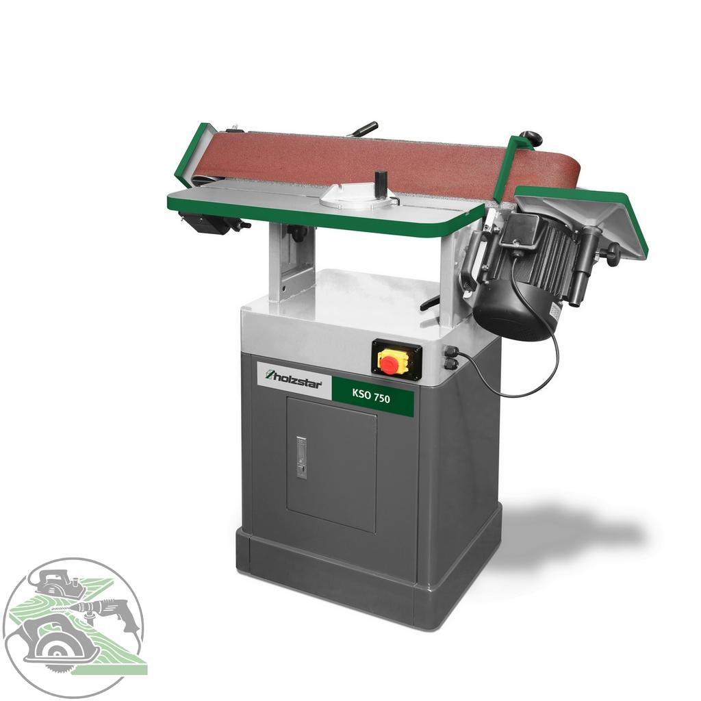 Holzstar Kantenschleifmaschine Typ KSO 750 / 230 V