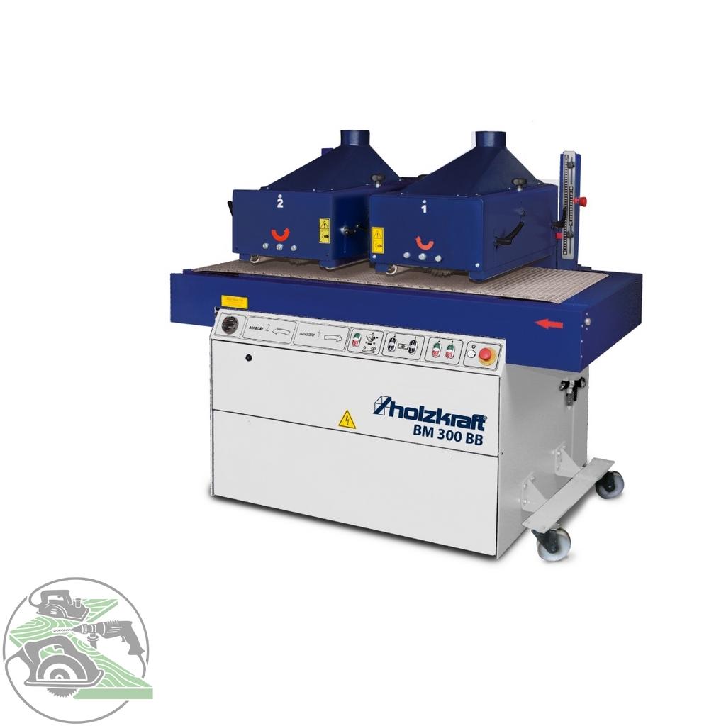 Holzkraft Bürstmaschine Typ BM 300 BB
