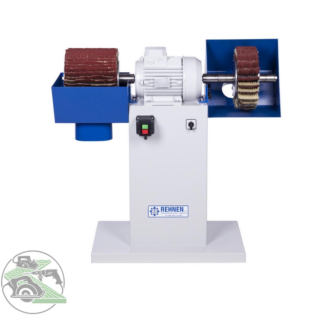 Rehnen Schleif- u. Poliermaschine PSM 1/ Drehzahl stufenlos rege